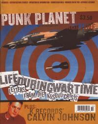 Punk Planet #32 Jul Aug 99