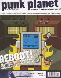 Punk Planet #59 Jan Feb 04