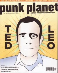 Punk Planet #78 Mar Apr 07