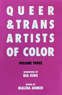 Queer & Trans Artists of Color vol 3