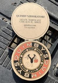 Quimby's Coasters, Set of 4