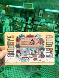 Quimby's Postcard
