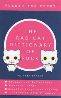 Rad Cat Dictionary of Fuck