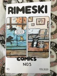 Rimeski Comics #3