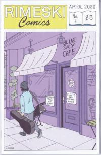 Rimeski Comics #4