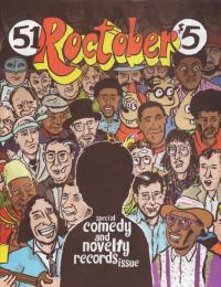 Roctober #51 Special Comedy and Novelty Records Issue