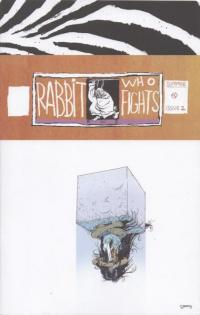 Rabbit Who Fights - Issue 2/Summer