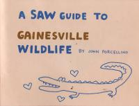 SAW Guide to Gainesville Wildlife