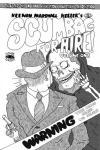 Scumbag For Hire vol 1