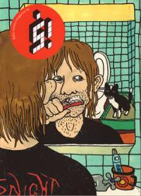 S #8 Baltic Comics Magazine
