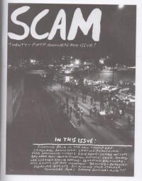 Scam #10 Twenty Fifth Anniversary Issue