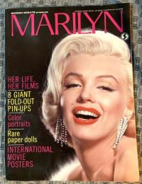 A Screen Greats Presents Marilyn Starlog Signet Special