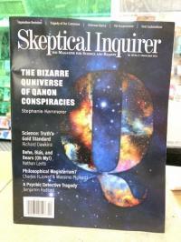 Skeptical Inquirer vol 45 #2