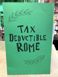 Somnambulist #35 Tax Deductible Rome