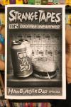 Strange Tapes Hamburger Dad: Special Edition Zine
