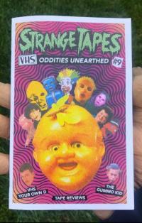 Strange Tapes #9