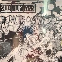 Subhumans - Day The Country Died Jigsaw puzzle