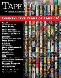 Tape Op #142