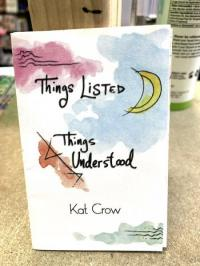 Things Listed Things Understood