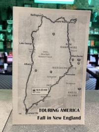 Touring America: Fall In New England
