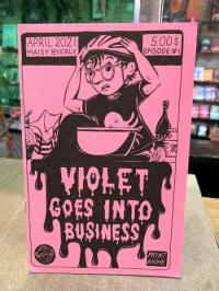 Violet Goes Into Business