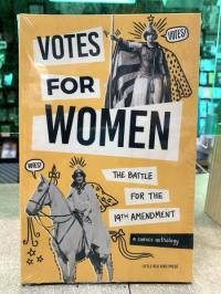 Votes for Women: A Comics Anthology