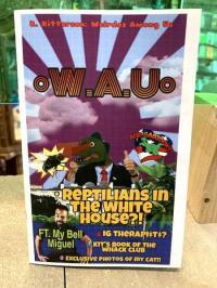 WAU #1 Weirdos Among Us
