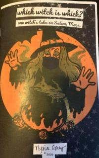 Which Witch Is Which? One Witch's Take on Salem, Mass