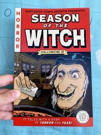 Hallowzine #3 Season of the Witch