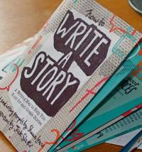 How to Write a Story Writing Map