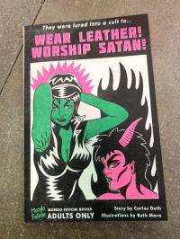 Wear Leather Worship Satan