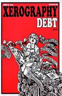 Xerography Debt #25 April 2009