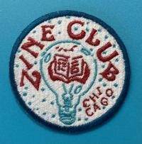 Zine Club Chicago Patch